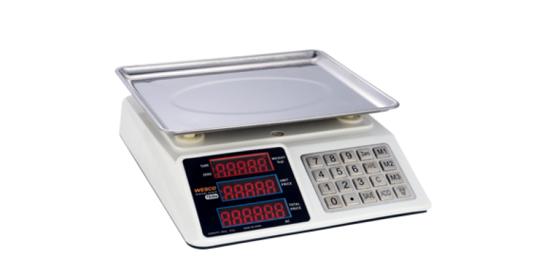WESCO DIGITAL SCALE TD-30E