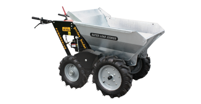 TASCO PBR 250H POWER BARROW