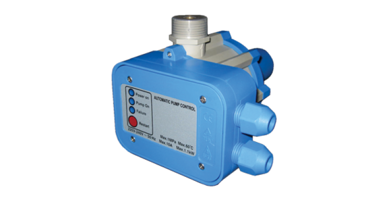 PRESSURE SWITCH WITH OMRON CONTACTOR SK-X